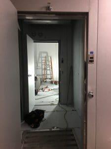Freezer w Anteroom Install e1576178540356 225x300 - Refrigeration Sales