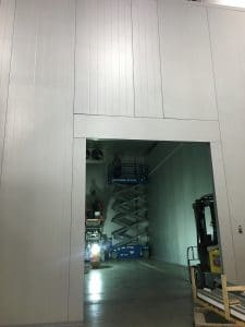 New Walk In Box Installation 225x300 - Refrigeration Sales