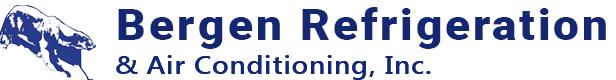 Bergen Refrigeration Retina Logo