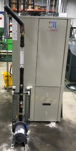 Newly installed chiller 2 151x300 - Chiller Installation and Service